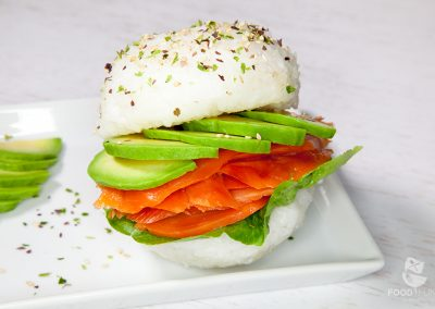 FOODPUNK SUSHI BURGER – FOR THE REFEED